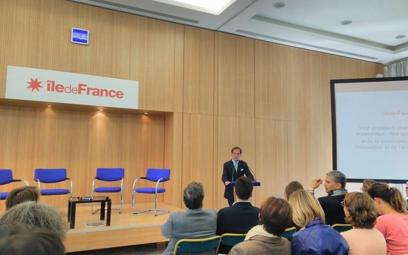 Conseil général île de France