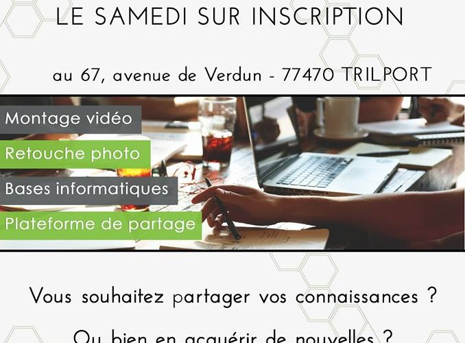 Nomade Office lance les formations numériques 77