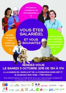 Meaux 77 Forum des salariés 2015