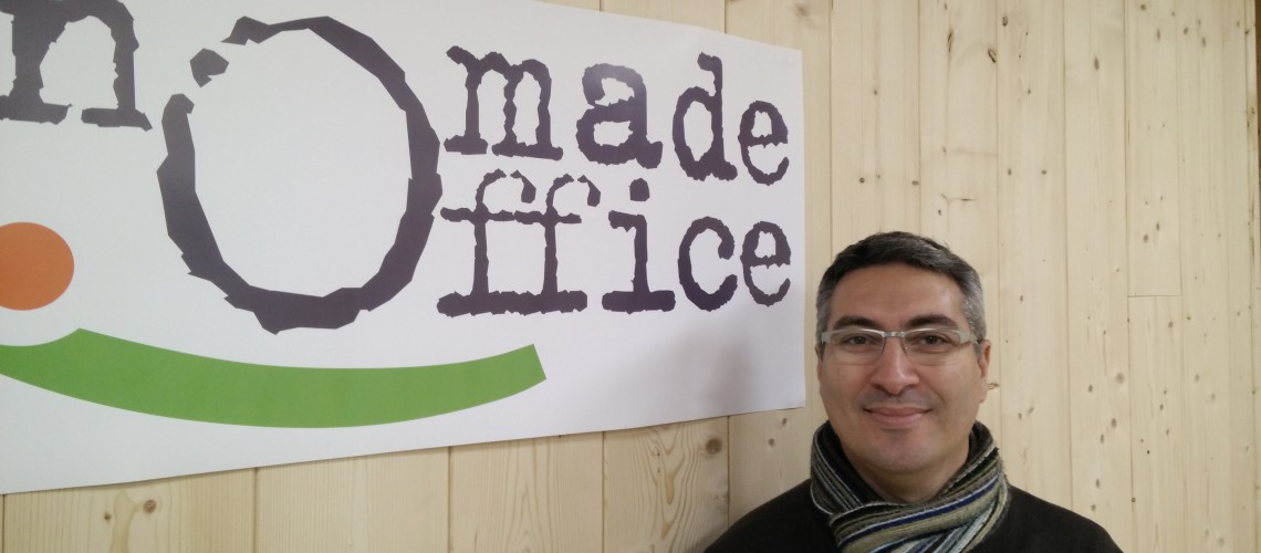 Athanasios espace coworking nomade office