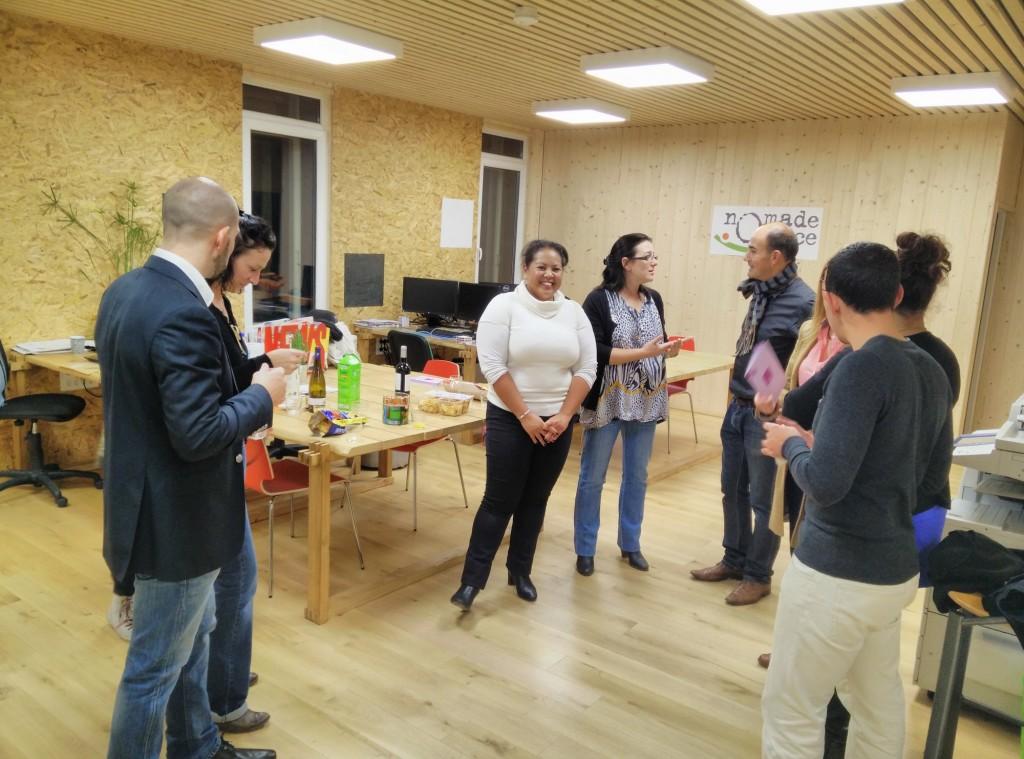 coworking nomade office apéro des entrepreneurs 77