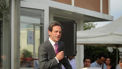 Jean-Paul Planchou, vice président de la région Ile de France