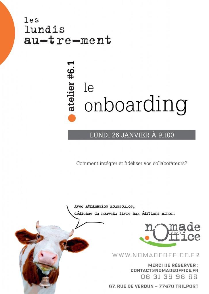 Le Onboarding