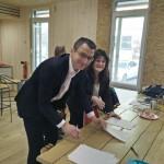 La CGPME 77 signe une convention avec l'espace de coworking à Nomade Office
