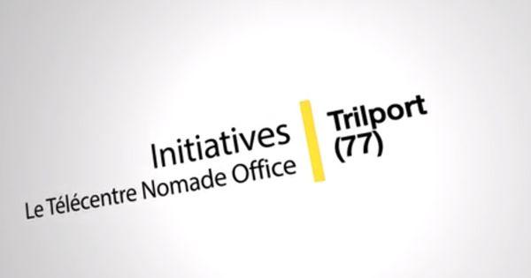 Vidéo d'information sur l'espace de coworking et télécentre.