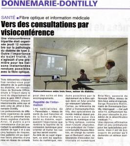 La République de Seine et Marne relaie notre animation du 12 novembre dernier